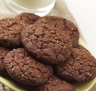 Μπισκότα σοκολάτας - Choc cookies