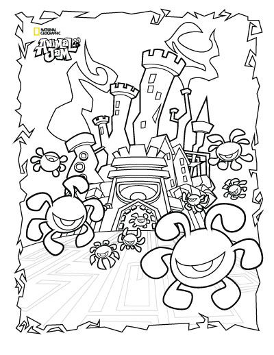 11 best Party Animal Jam Party images on Pinterest