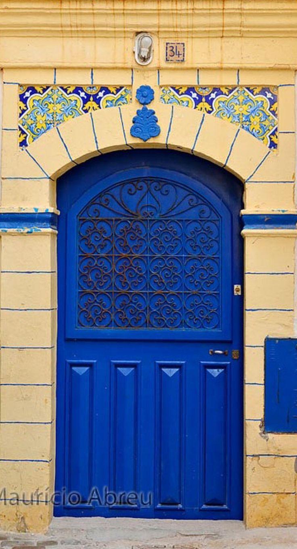 Door - Essaouira, Morocco