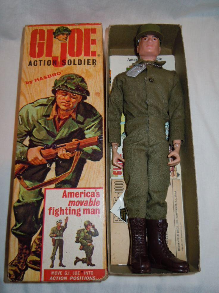 Vintage Gi Joes 74