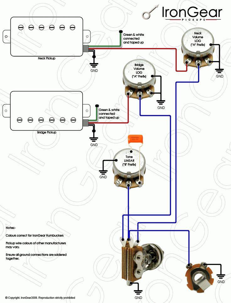 Unique Wiring Diagram Stratocaster Guitar  Diagram