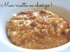 ☆...☆...☆... ........................... . . risotto chorizo