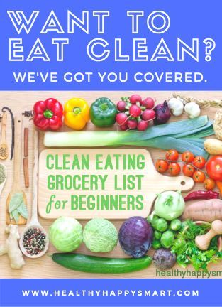 want to eat clean? Healthy grocery list, Clean Eating Grocery list, clean eating shopping list! Handy food list.