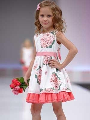 Moda infantil en la pasarela CMP-Kids - Tendencias primavera-verano 2012 - Moda - Guia del Niño