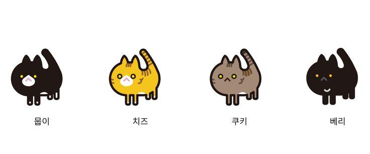 냥구소_고양이들_아이콘