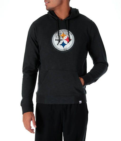 Majestic Men's Pittsburgh Steelers NFL Game Day Classic Hoodie