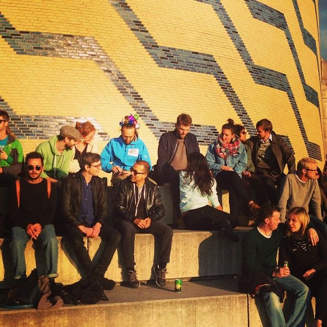 """Todays birthday tour for a friend, themed """"The Lost City of #Copenhagen"""" Thanks to everyone, it was a blast."""