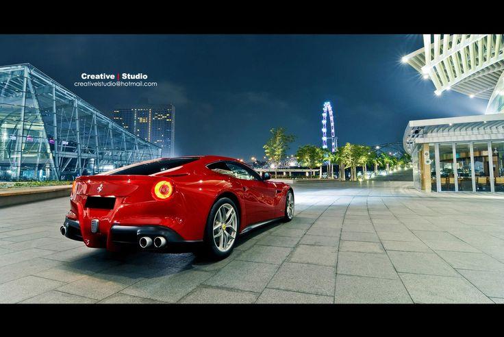 2012 Ferrari f-12 Berlinetta