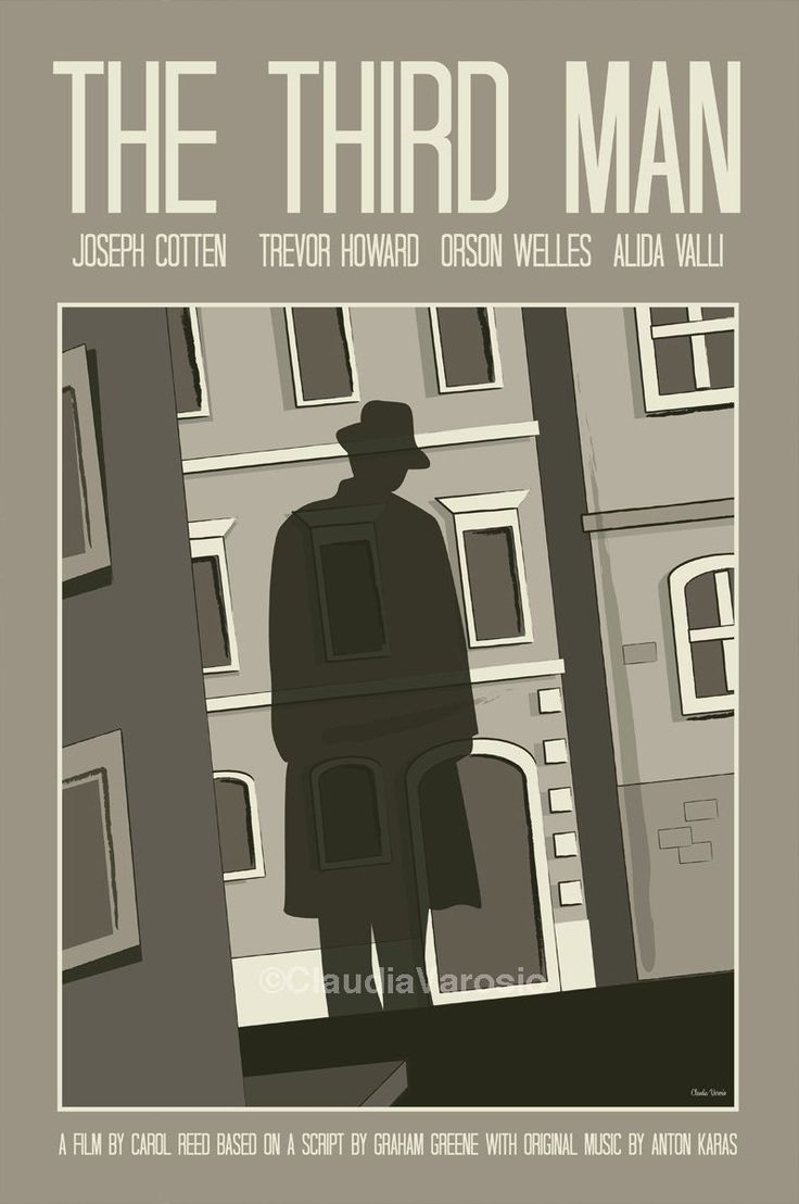 An analysis of the film the third man