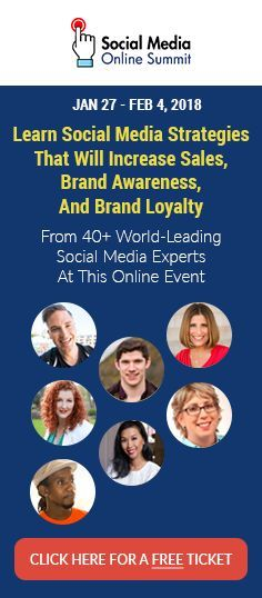 #SocialMedia Online Summit. Learn social media strategies from keynote speakers such as Sue B. Zimmerman, Roberto Blake, Alisa Meredith, Stephanie Liu and so many more!