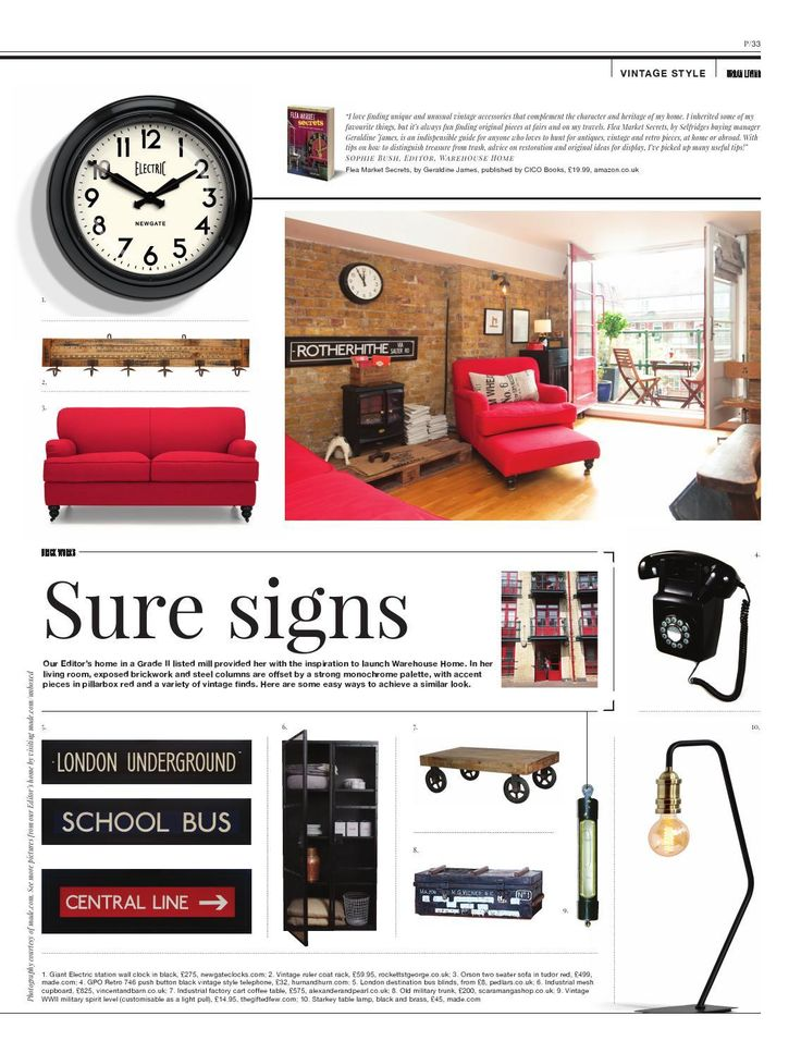 Page 33 | Warehouse Home Issue Two #ClippedOnIssuu from Warehouse home Issue Two