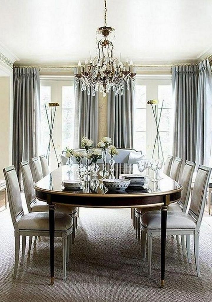 20 Luxury Dining Room Decorating Ideas With Victorian Style Decorationideas Decorationinterieure Dining Room Victorian Luxury Dining Room Dining Room Drapes Beautiful victorian dining room for