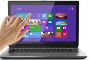 "Toshiba Satellite U40T Series Notebook, Intel Core i5 Haswell Dual Core i5-4200U 1.6Ghz 3MB L3 Cache Processor, 4096MB DDR3-1600 SO-Dimm Memory, Supports 16GB Max Mem, 750GB SATA Hard Drive, NO optical drive, 14"" Capacitive Touch Screen WXGA HD (1366 x 768 resolution) LED .http://www.satelectronics.co.za/"
