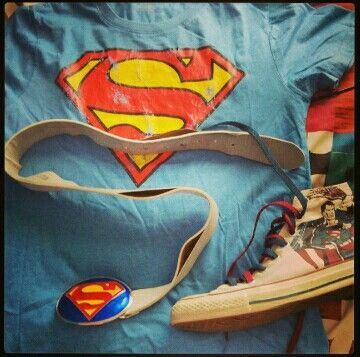 Need more Superman clothing!