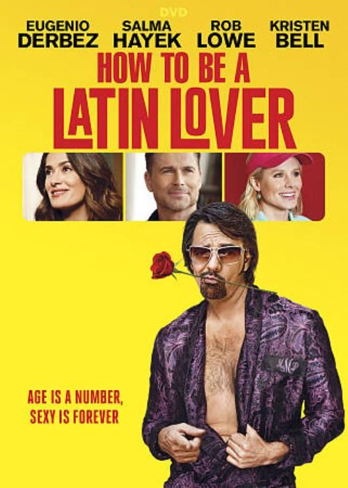 How To Be A Latin Lover New Dvd 31398266402 Ebay Ad Sponsored