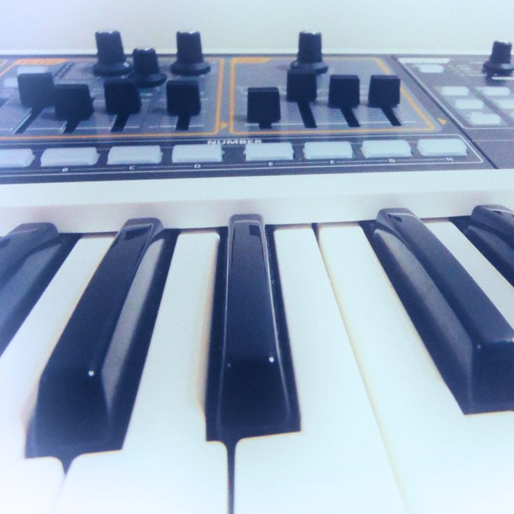 Roland Gaia SH-01 Synth by archmagemusic.deviantart.com on @DeviantArt