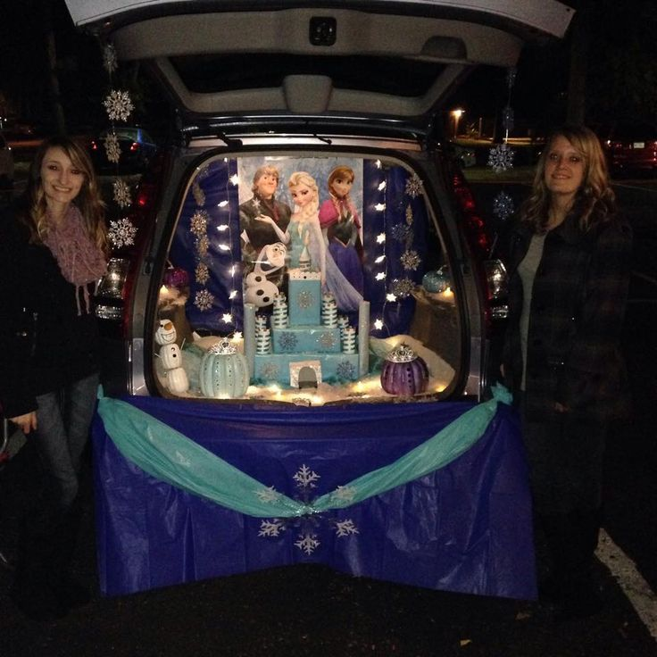 Trunk Halloween Decorating Ideas: 17 Best Images About Trunk N Treat Ideas On Pinterest