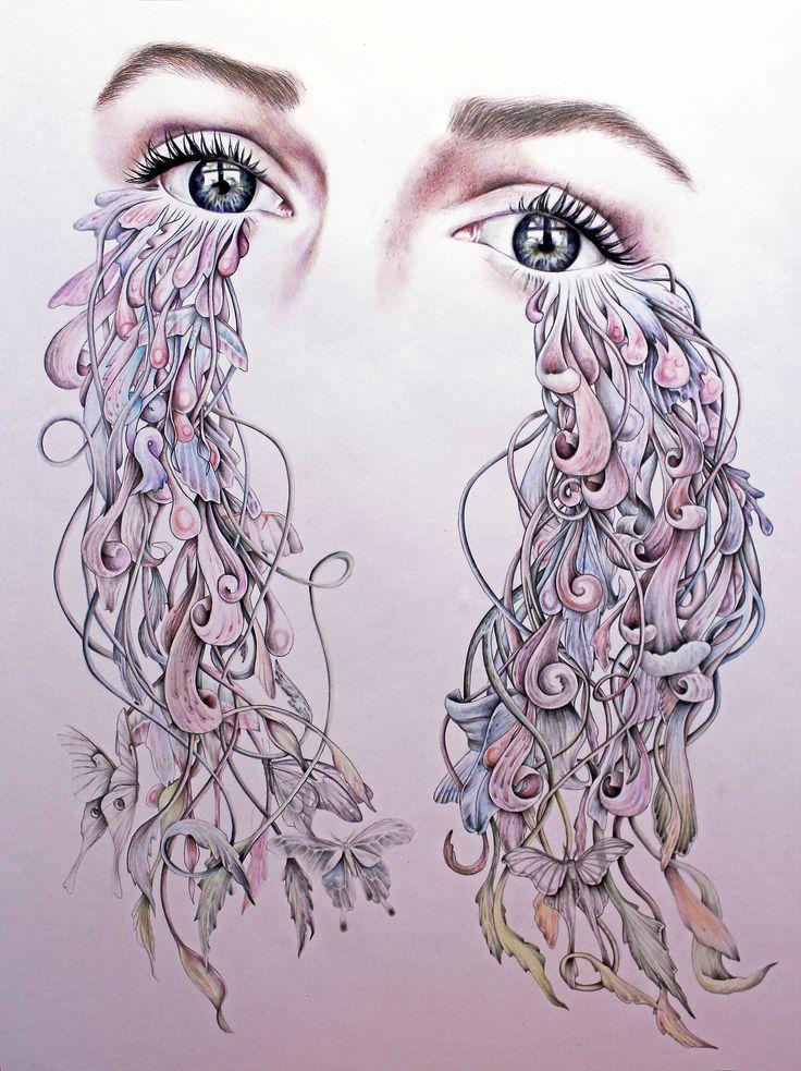 Tears by Kate Powell.