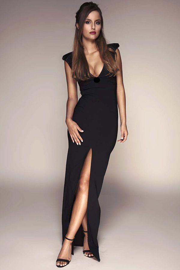 Lucy Watson - Bella Maxi Dress £79 - We're in love #MIC