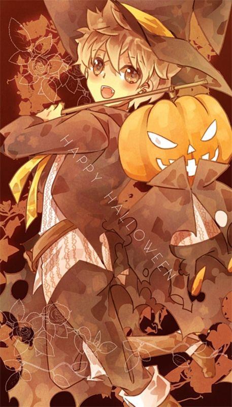 29 best Anime Halloween images on Pinterest | Anime halloween ...
