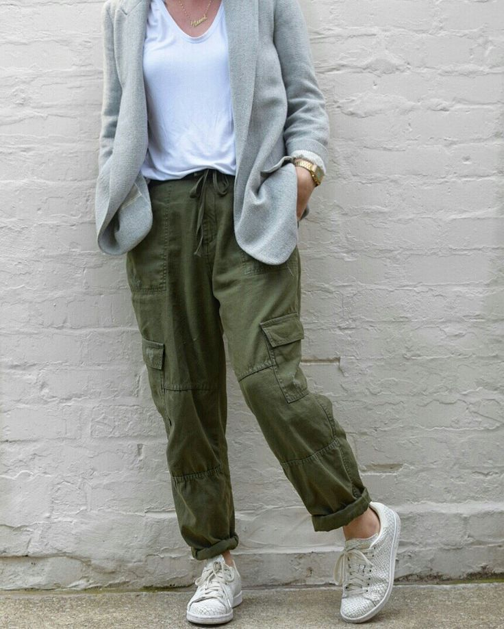 Fall utility pants