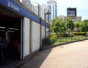 """Uma petição pública que já está circulando nas redes sociais pede que o """"Centro Cultural São Paulo"""" seja acrescentado ao nome da Estação Vergueiro do metrô."""