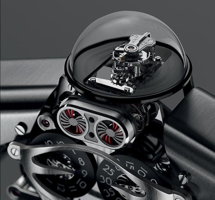MB&F Unveils Melchior, the Mechanical Timekeeping Robot - pm studio world wide tech news