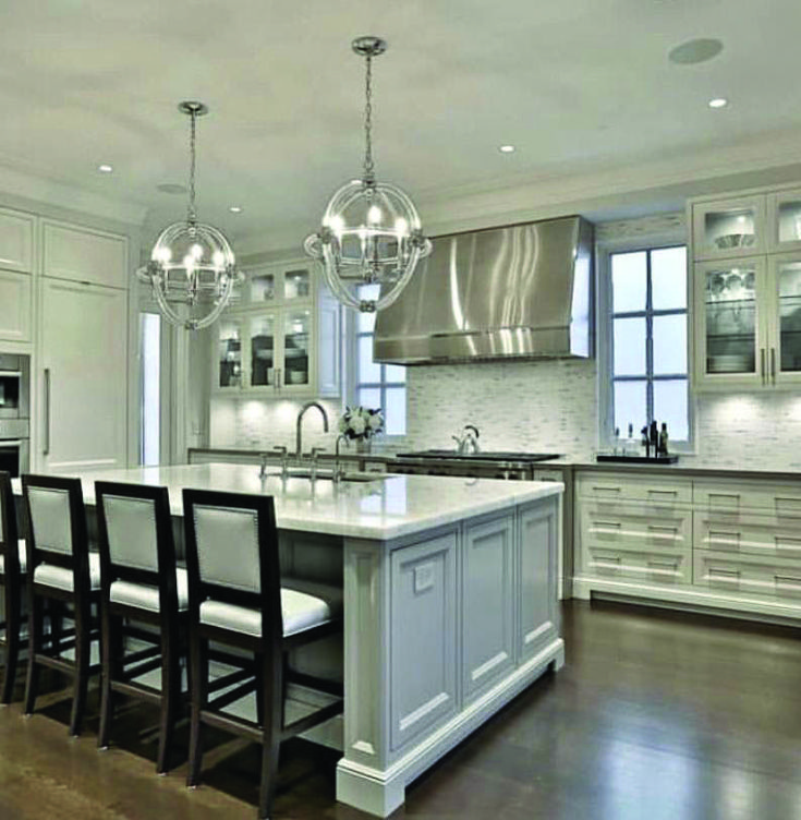 Home Design Ideas Budget: Stunning Low- Budget U Shaped Kitchen Island With Sink Just