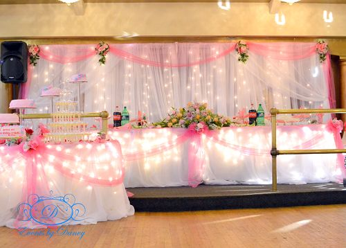 wedding cake backdrop wedding reception table decorations backdrop 21773