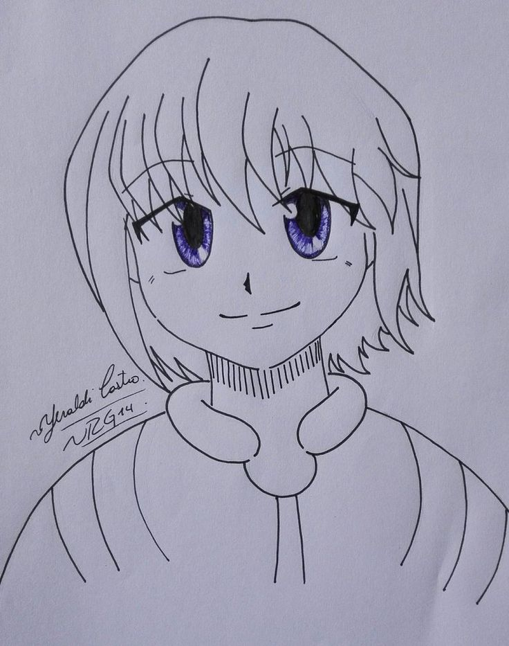 kurapika nio 1 by raygirl14