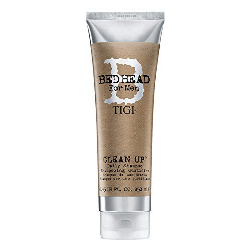 Tigi Bed Head B For Men Clean Up Daily Shampoo 250ml and Clean Up Daily Peppermint Conditioner 200ml by TIGI -- Details can be found by clicking on the image.