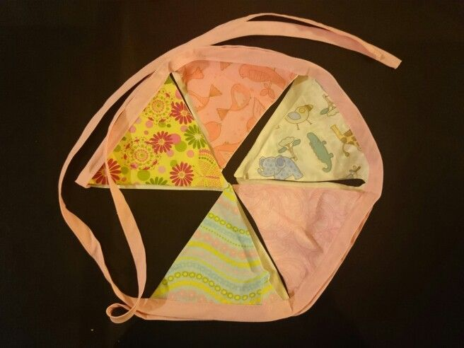 Bunting banner for my sister in laws baby shower. $20 before shipping. http://www.facebook.com/littledragonbabyboutique