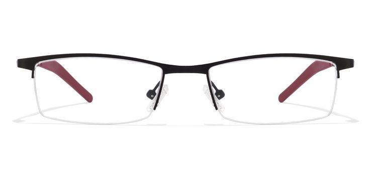 Buy Idee 1341 Black Gunmetal Black C2 Eyeglasses #GunmentaEyeglasses #IdeeEyeglasses #Opticvilla