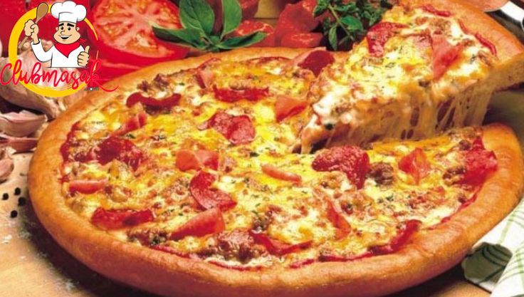 Resep Pizza, Resep Pizza Tanpa Oven, Club Masak