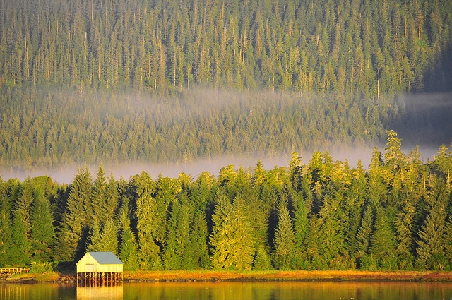 2 more months and I'll be there. Petersburg, Alaska.