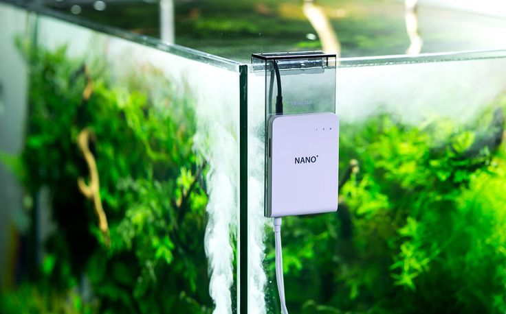 Twinstar nano for inhibition algae. Higher performance than UV sterilizer.