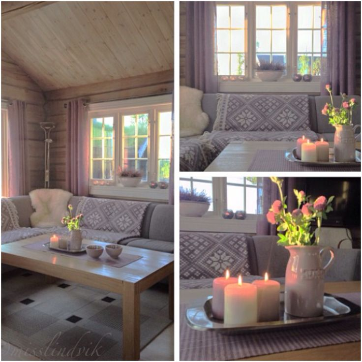 Interior, interiør, cabin, hytte, peis, fire, cottage