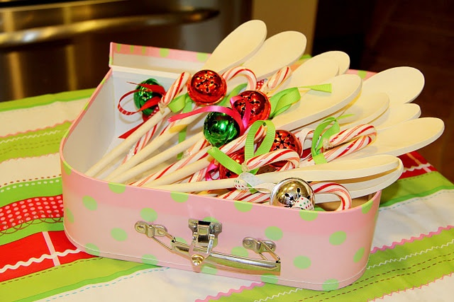 Cute party favor - like cookie swap