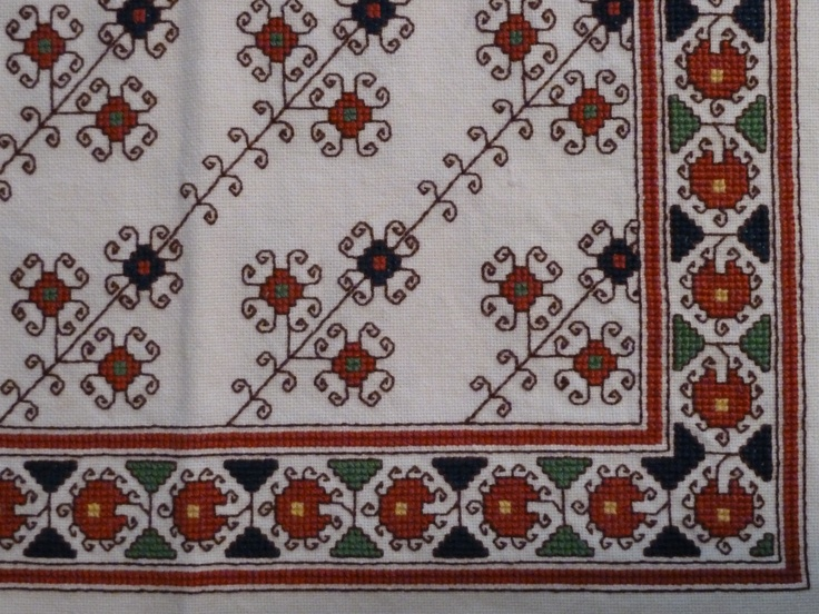 Bulgarian embroidery ~ KarenB