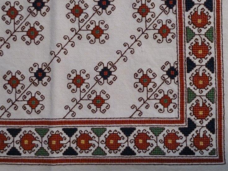 Bulgarian embroidery ~ KarenB
