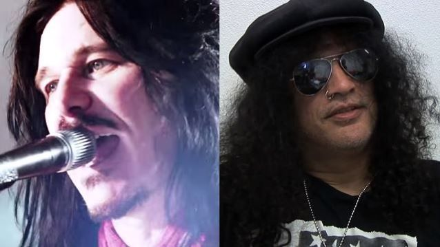 Former GUNS N' ROSES Guitarists GILBY CLARKE And SLASH To Join Forces For South American Shows