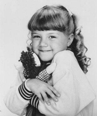 Jodie Sweetin Stephanie Tanner. Most adorable little kid on TV. Back then.