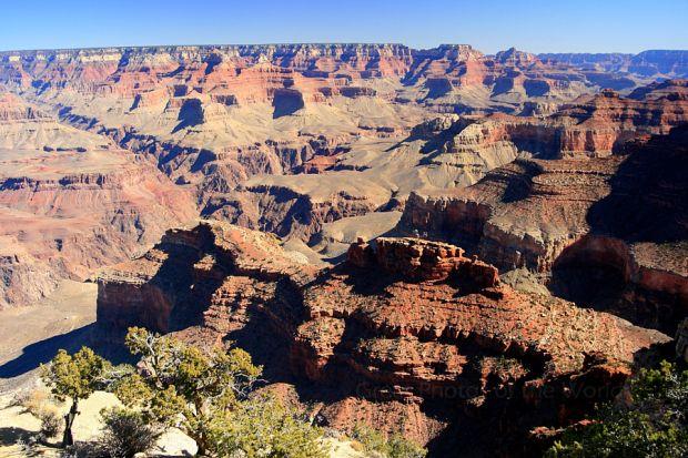 Grand Canyon National Park, Arizona. USA