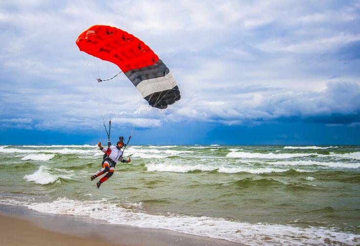 Sky Camp Baltic, Jastarnia, Poland fot. Bartosz Ratajczak