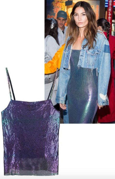 11 chic outfits to wear on a hot summer's night in the city: Rosie Assoulin top: