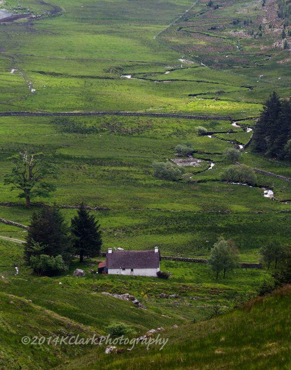 My Scottish Cottage Fine Art Photography by KClarkPhotography