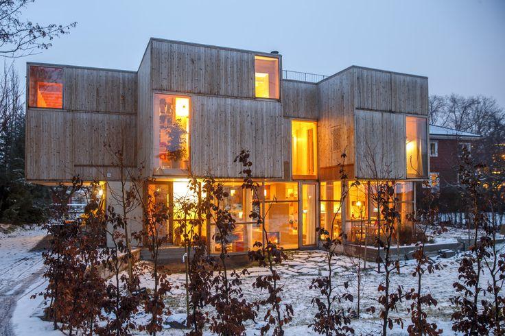 Villa Trikkestien_Atelier  Oslo_Pareliusveien_Foto_Cornelius Poppe, NTB Scanpix