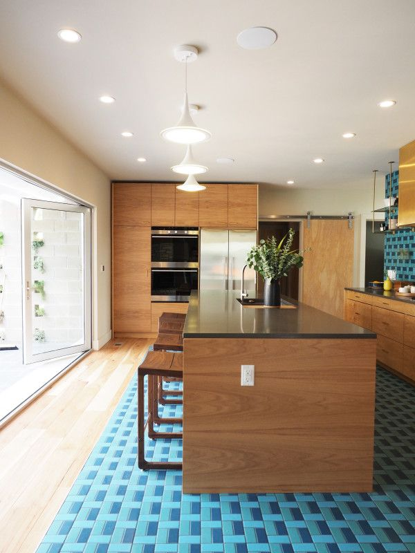 229 best Kitchens RenovatedNew inpsired by Mid Century Modern