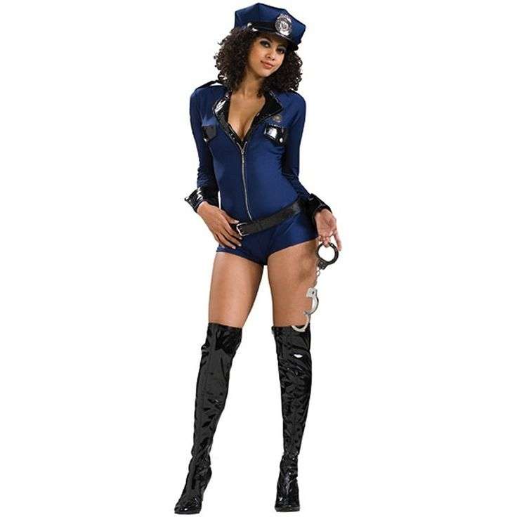 This is one of my favorite Sexy Halloween Costumes for Women  for Halloween 2017. You can elevate this  ladies Halloween costumes with the right Halloween jewelry, Halloween makeup  and of course the right pair of Halloween shoes. Overall one of the best sexy women's  Halloween Costume Idea      Secret Wishes Sexy Miss Demeanor Costume
