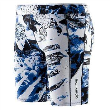 Rebel Sport - Skins Womens A200 Azure short Tight